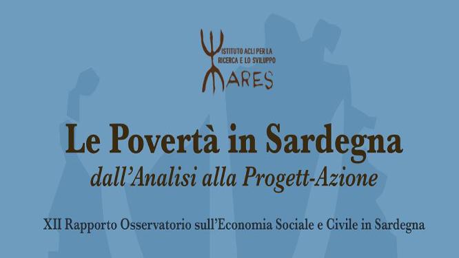 Povertà in Sardegna, lunedì presentazione Rapporto Iares