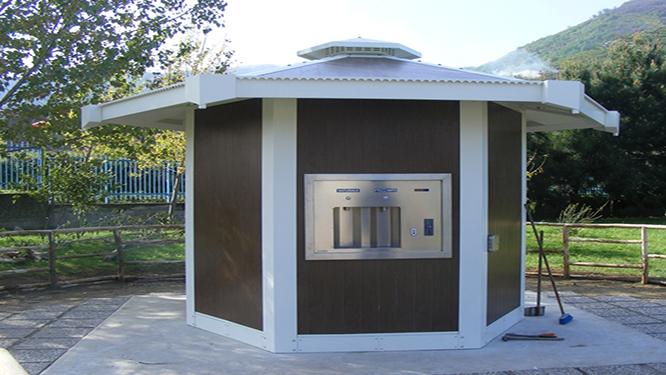 """A Porto Torres la """"casa dell'acqua"""""""