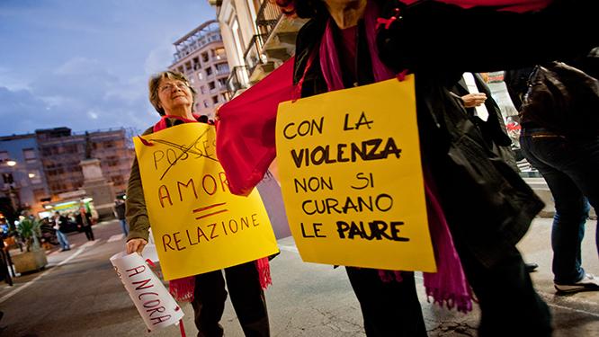 Giornata contro la violenza sulle donne, gli appuntamenti