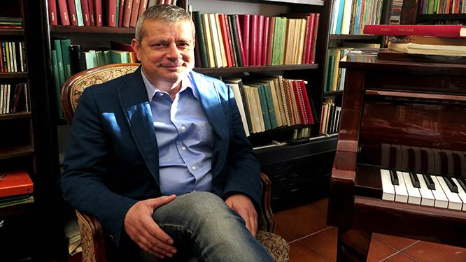 L'Ente Concerti di Sassari ha un nuovo direttore