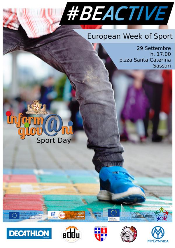 Sport e musica in piazza Santa Caterina