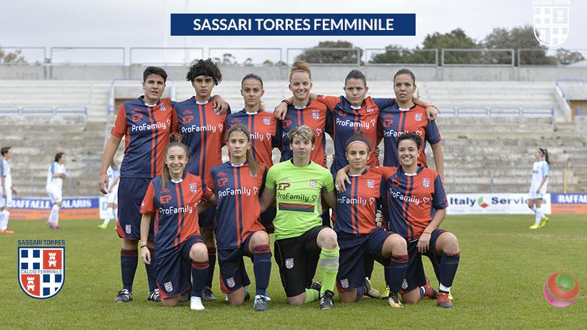 Torres Calcio Femminile